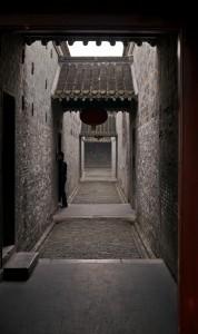 Mansion Hallway