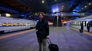 Train Yard Evan