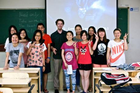 Teaching at BIGC